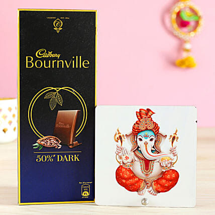 Blessed Ganesha Table Top & Bournville