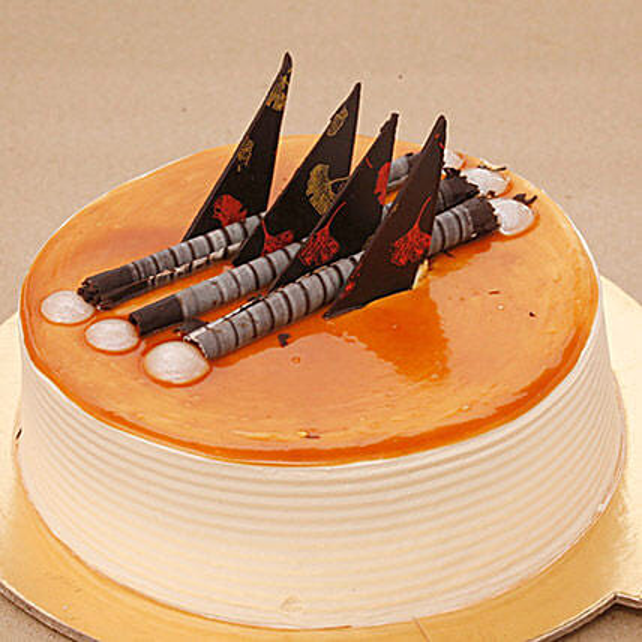 Blonde Caramel Cake:Caramel Cakes
