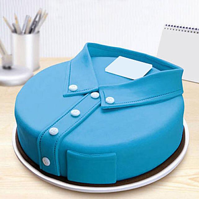 Fondant Cake for Best Dad