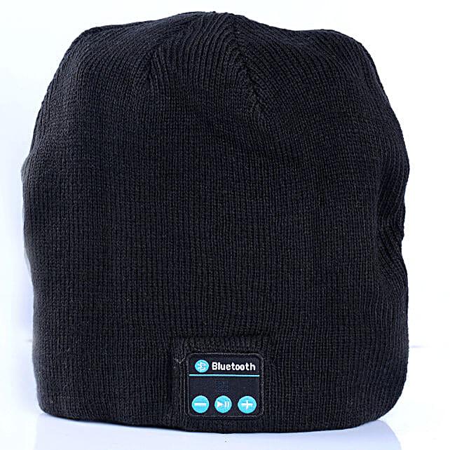 Bluetooth Music Cap Online:Birthday Party Accessories