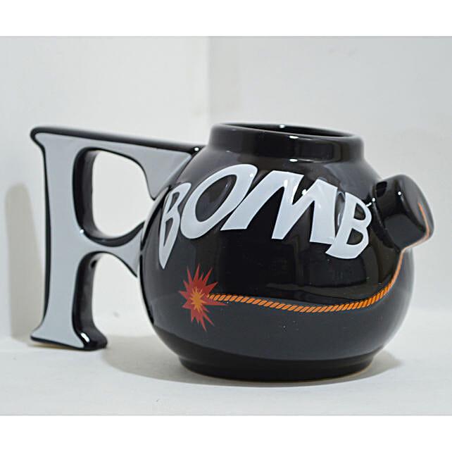 Bomb Mug Online