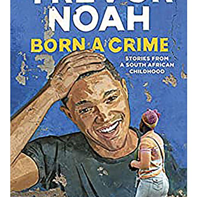 Trevor Noah's Born A Crime