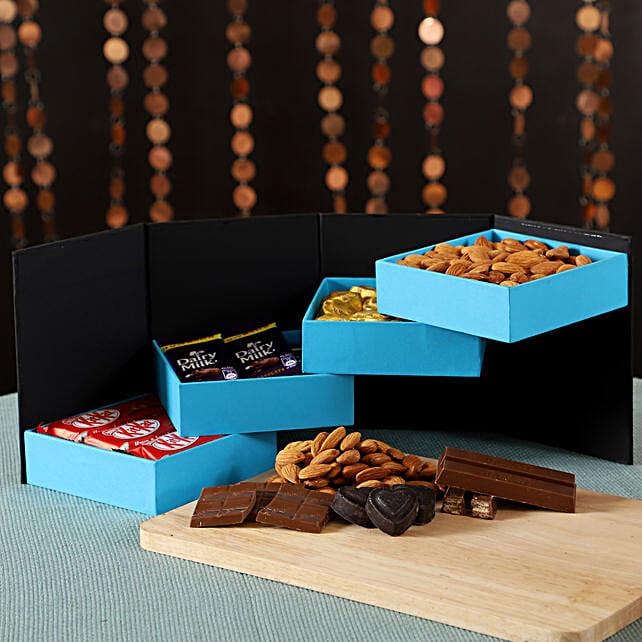 Box of Delicious Chocolates