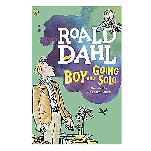 Roald Dahl's Online Book