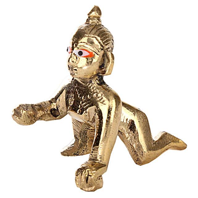 Bal Krishna-Shri Krishna Idol size 2 inches