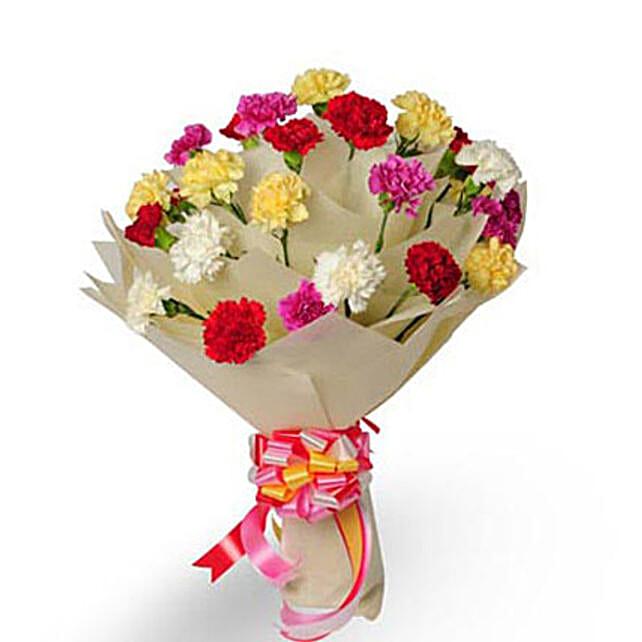Bright Fervor EXDFNP33-20 mix color:Boss Day Flowers