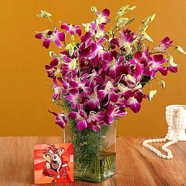 Online Ganesha Table Top And Vase:Diwali Table Tops