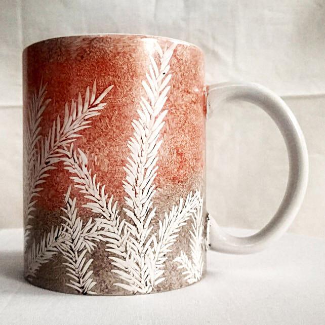 Online Brown Coffee Mug