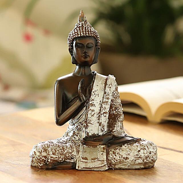 meditating buddha idol:Buddha Gifts