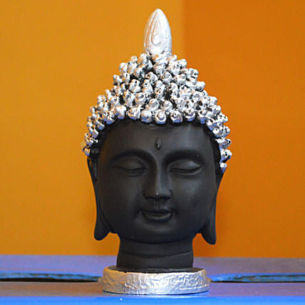 online buddha head showpiece:Send Home Decor Gifts