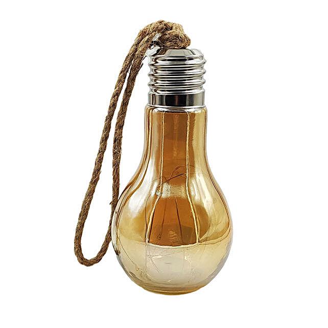 Glass Light Hanging Décor