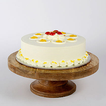 Butterscotch Cakes Half kg Eggless:Buy Cakes In Tirupati
