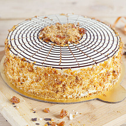 butterscotch cream cake online
