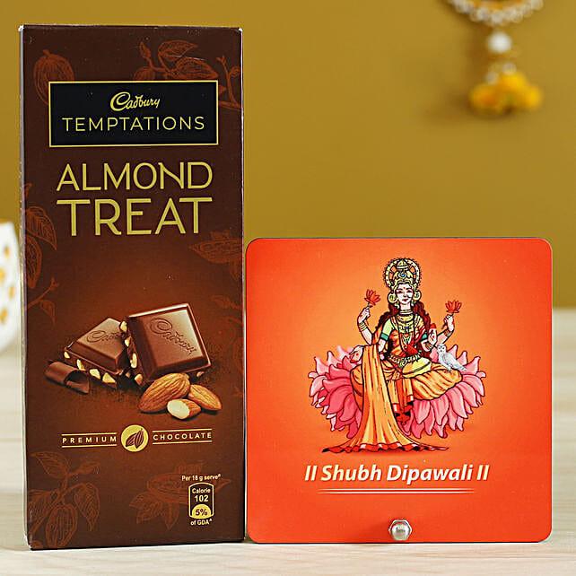 Almond Treat & Lakshmi Maa Table Top