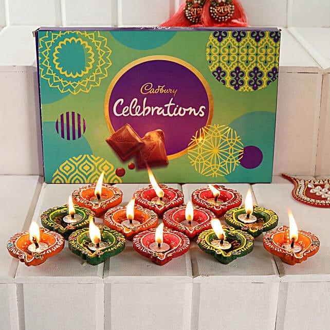 Cadbury Chocolates Assorted Golden Diyas