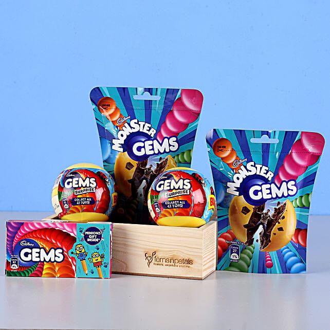 Cadbury Gems Hamper Online
