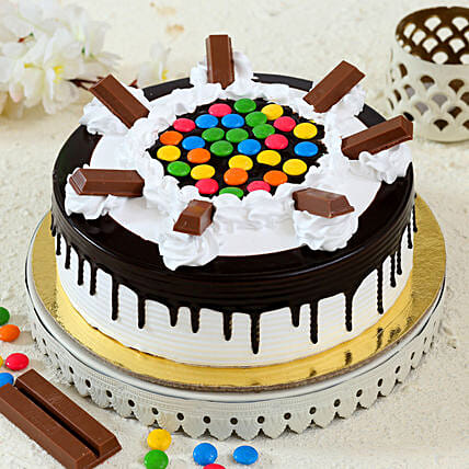 candy chocolate topper cake online