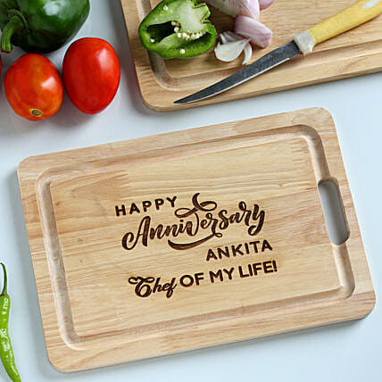 personalised chopping board online