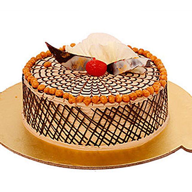 Chewy Butterscotch Cake Half KG