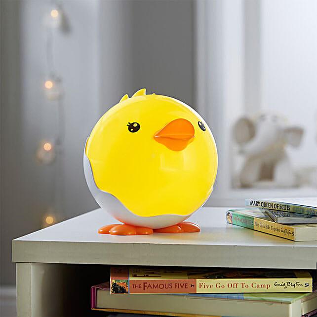 Duck shape night lamp