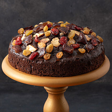 choco chip cake online:Cake Delivery in Chatra