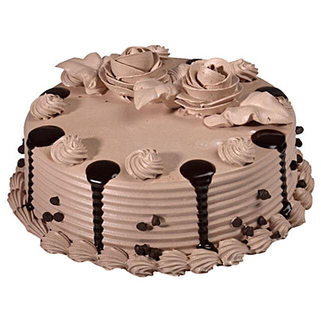 Choco Chip Cake Half kg