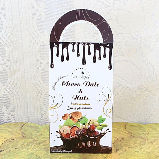 Choco Dip Dry Fruits Online