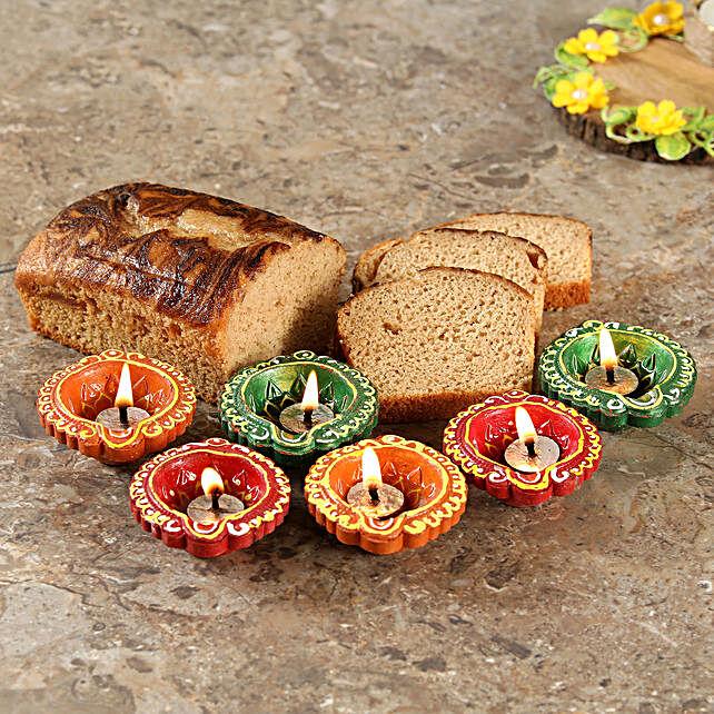 Dry Cake & Diyas Combo