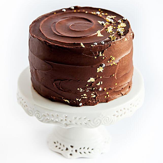 Choco Mud Cream Cake