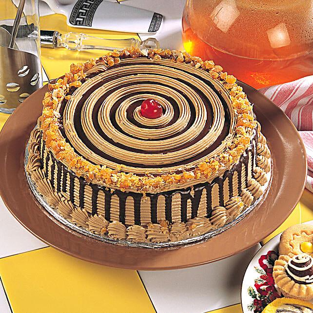 Choco Nova Cream Cake