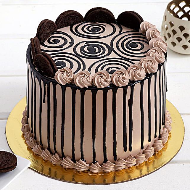 Choco Oreo Cake:Oreo Cakes