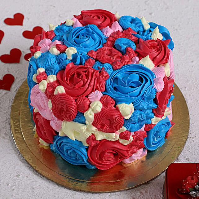 Choco Rose Designer Cake