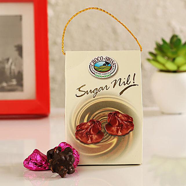 online choco sugar nil:Handmade Chocolate Box