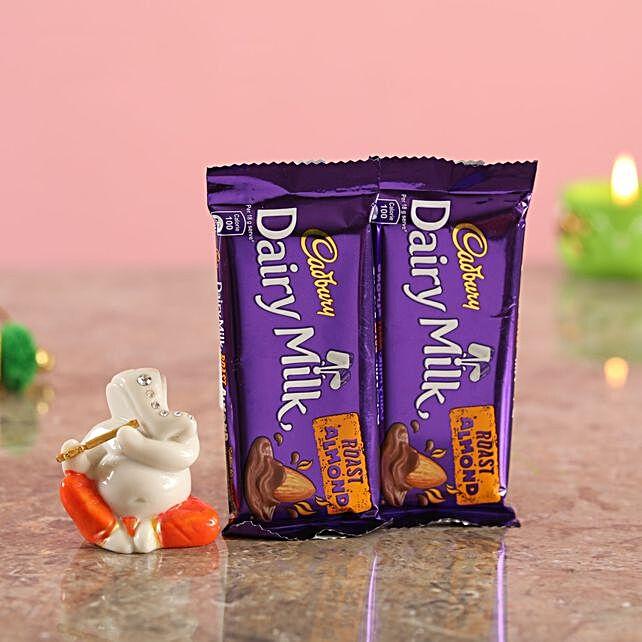 Chocolate Bars Ganesha Combo