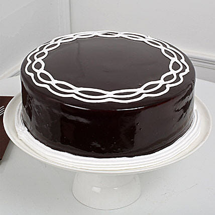 Chocolate Cakes Half kg Eggleess:Send Gifts to Pali