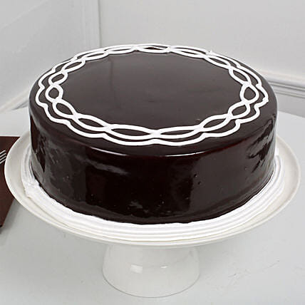 Chocolate Cakes Half kg Eggleess:Send Gifts to Alwar