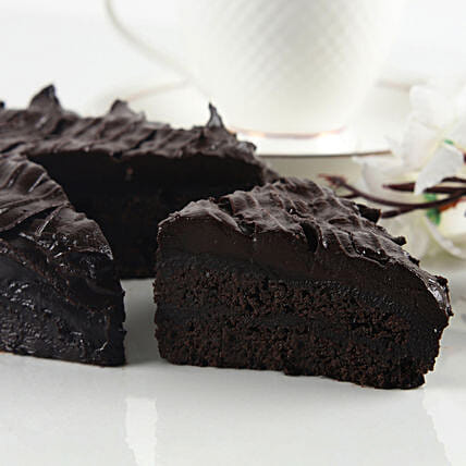 Gluten-free Chocolate Keto Cake for Her