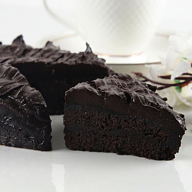Gluten-free Chocolate Keto Cake for Her