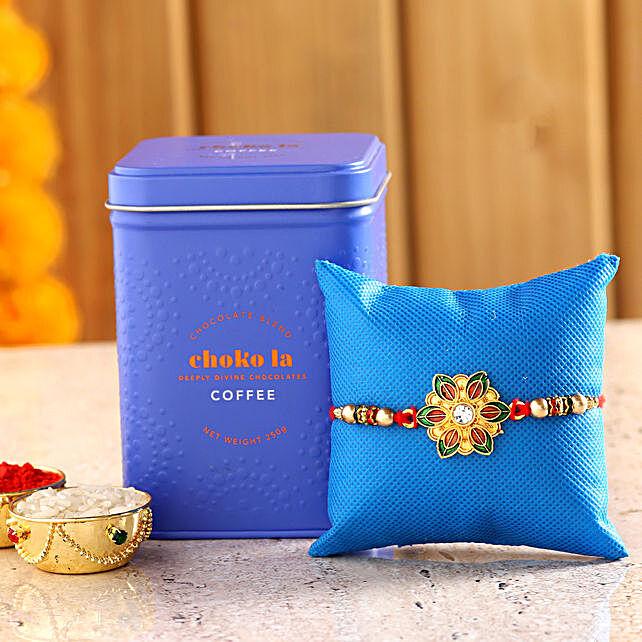 Online Chocolate And Rakhi
