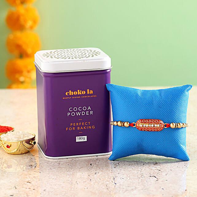Online Choko Powder And Rakhi