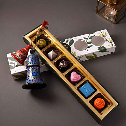 Online Christmas Special Chocolate Box