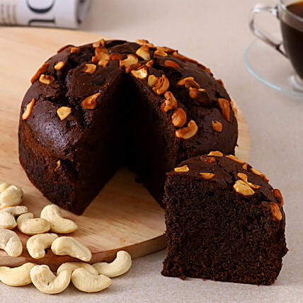 Delicious Christmas cake:Send Cakes to Purnia