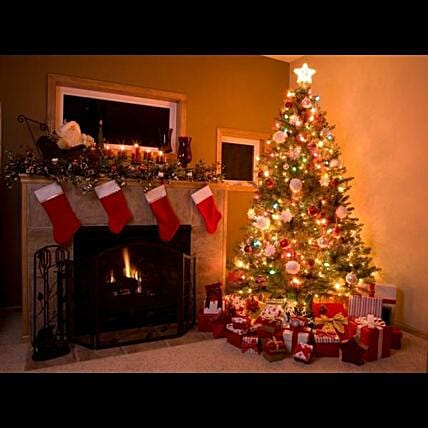 Christmas Home Decoration Online:Buy Christmas Tree