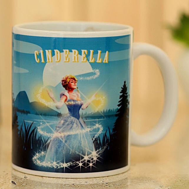 printed cartoon mug