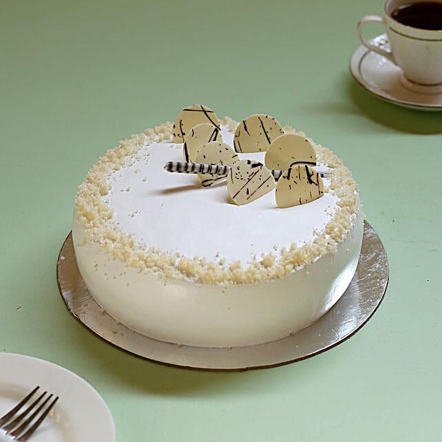 Vanilla cream Cake online