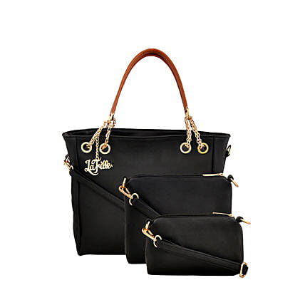 3 set of stylish handbag