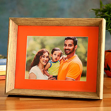 Online Classy Personalised Photo Frame