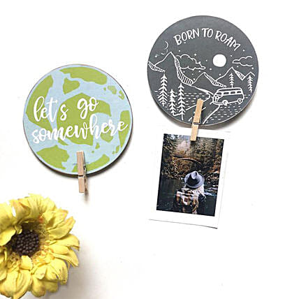 Traveller Clip Magnet Set