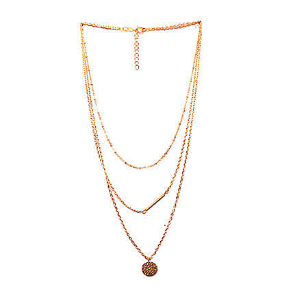 Gold Coin Pendant Necklace For Her:Necklaces for Women