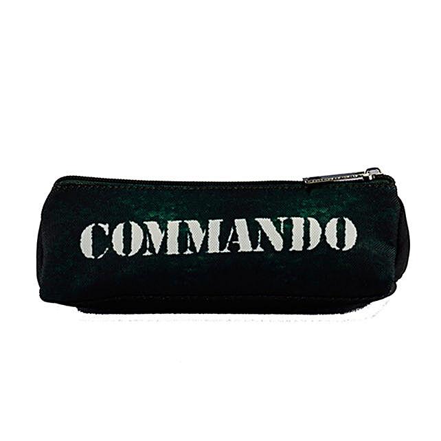 Online Commando Pencil Pouch
